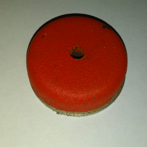 round red magnet