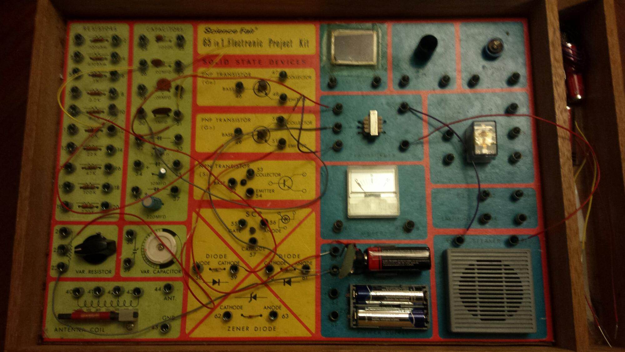 Dylan Seaford Electronic Siren Electric